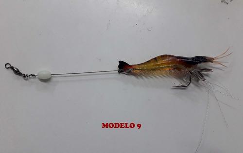 señuelo artificial flotante varios modelos