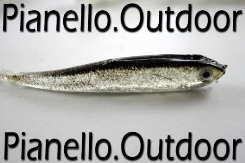 señuelo mojarra cornalito sardina super brillante peje x5u