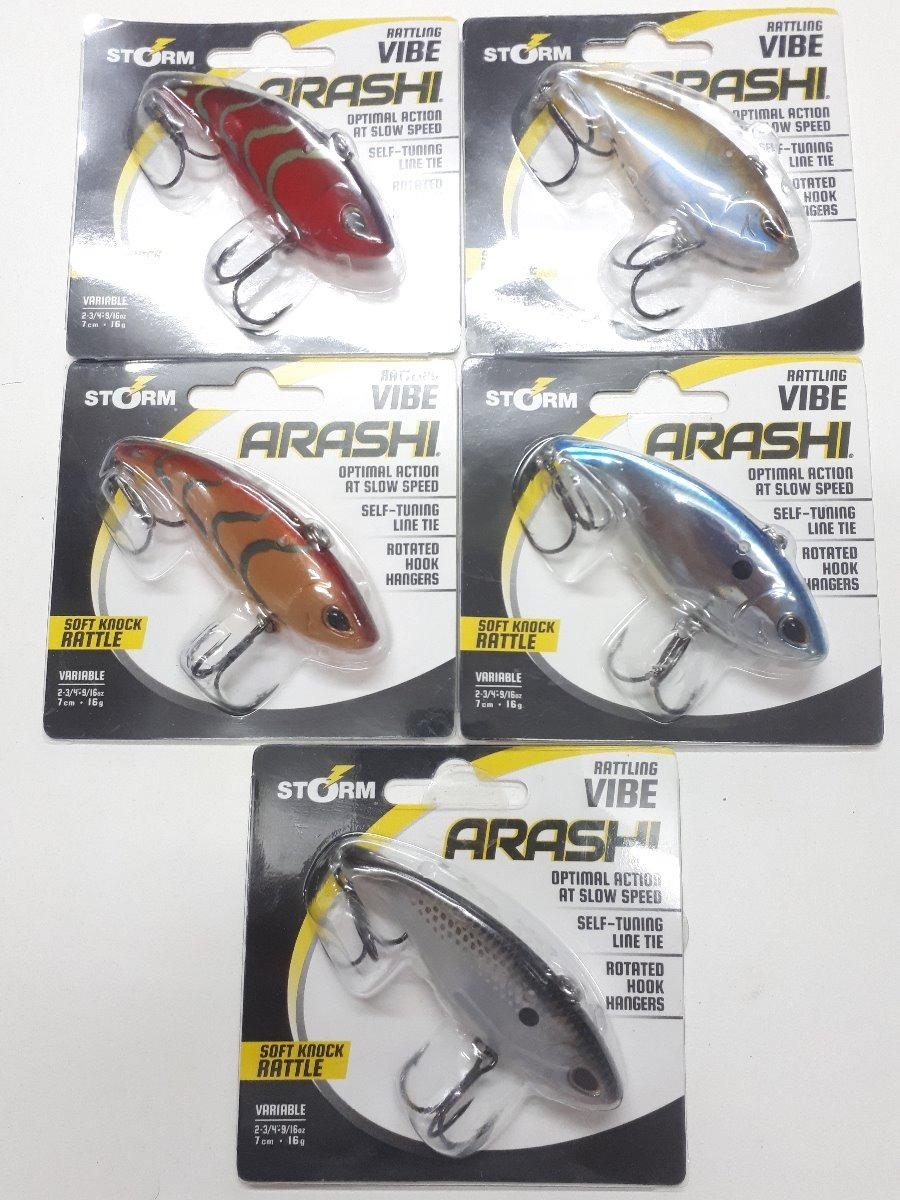 Storm Arashi Vibe 7cm