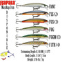 Señuelos Rapala Maxrap 7cm Pesca