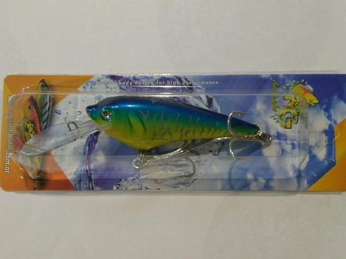 señuelos mojarra ng 90mm paleta larga
