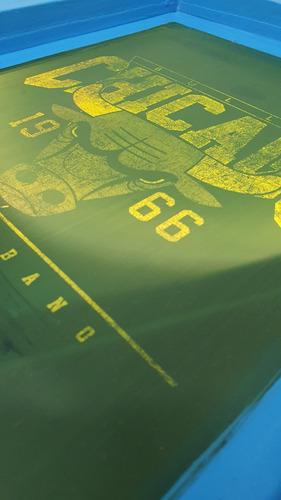 separação de cores para serigrafia fotolitos