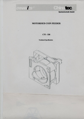 separador de monedas - tolva para máquinas expendedoras -