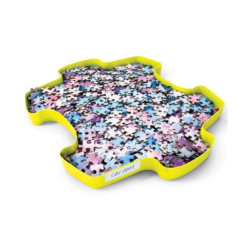 separador de peças de quebra-cabeça - 6 bandejas - grow