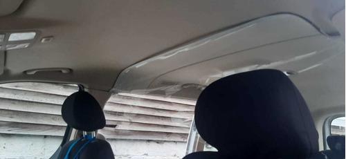 separador de pvc para vehiculos, incl sanitizacion con ozono
