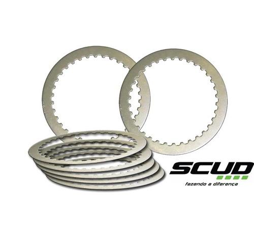 separador embreagem titan 150 2004 a 2015 scud 10610001