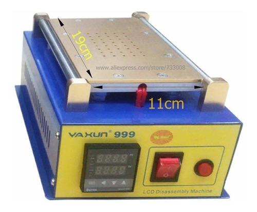 separadora lcd touch sucçao a vacum yaxun 999  220v