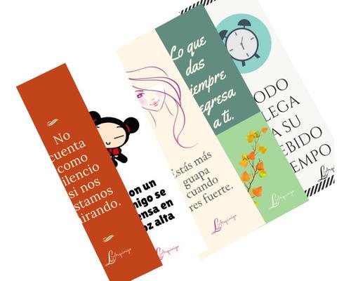 separadores de libros personalizados digital