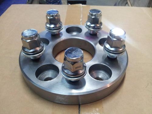 separadores de llantas 32mm 6x139,7 ruedas san miguel