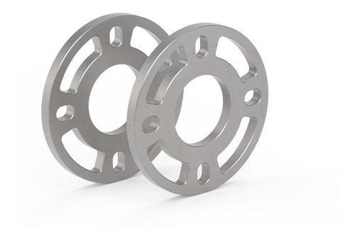 separadores de rueda fiat 128 147 600 10 mm raw parts x2 un.
