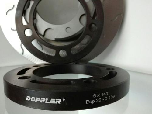 separadores de rueda  para centro ika 15mm rmcomp