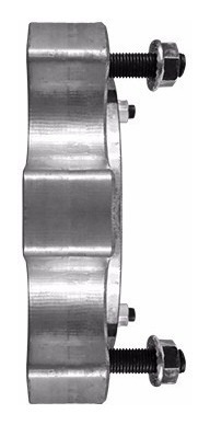 separadores de rueda traseros 7cm yamaha banshee 350 asa