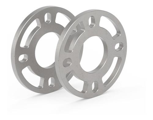 separadores de rueda vw gol 100x4 10 mm raw parts x 2 un.