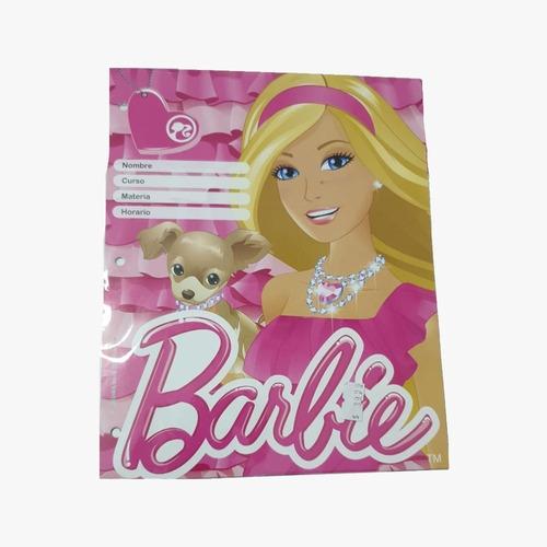 separadores escolares para carpeta n3 barbie hot wheels