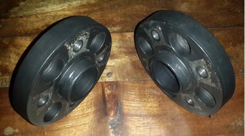separadores llantas 22mm 4x100 chevrolet