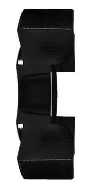separadores traseros de ruedas 5cm yamaha raptor 250 asa