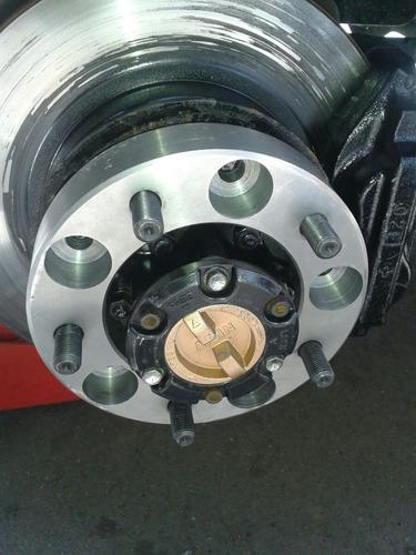 separadores y adaptadores de rin para cualquier vehículo!