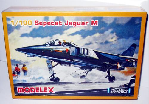 sepecat jaguar m - 1/100 modelex