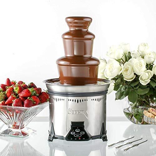 sephra elite fuente de chocolate para el hogar whistler moto