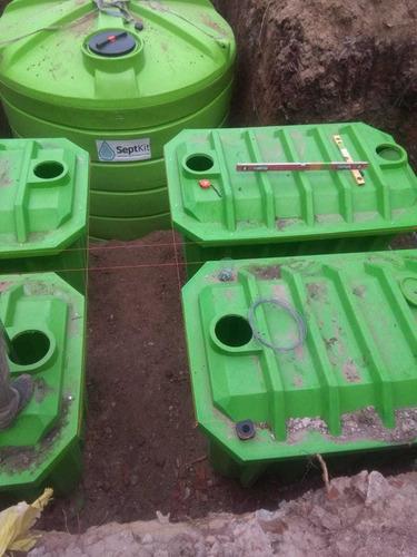 septkit tratamiento aguas servidas - asesoramiento técnico