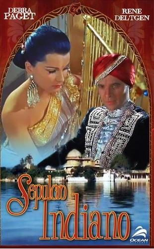 sepulcro indiano - dvd - debra paget - paul hubschmid