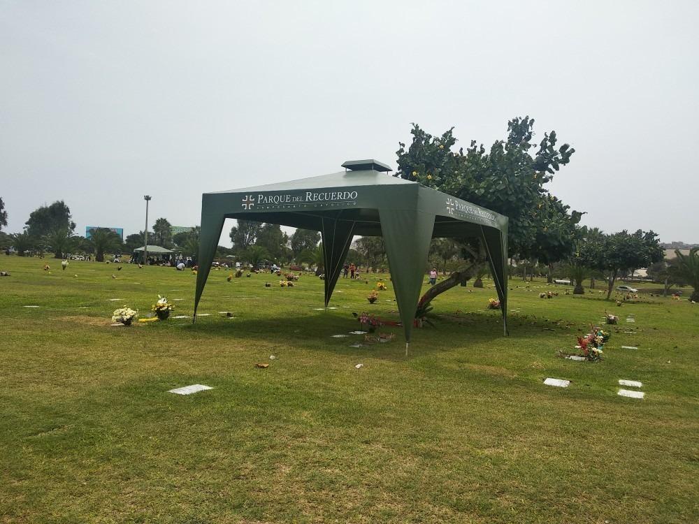 sepultura: campo fe de p. piedra y parque del recuerdo lurin