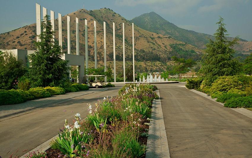 sepultura parque del recuerdo américo vespucio