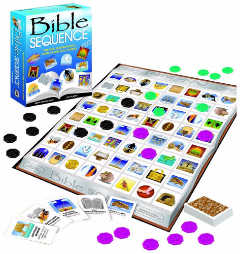 sequence bible biblia juego de mesa marca jax