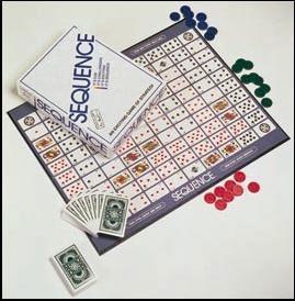 sequence juego de mesa excelente calidad nuevo y sellado