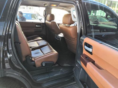 sequoia aut toyota