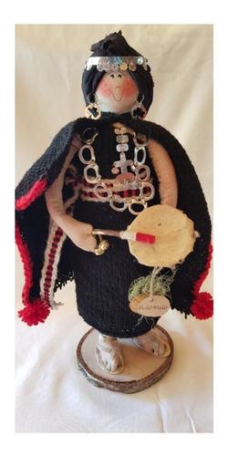 ser mágico mapuche machi