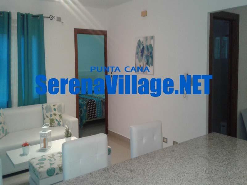 serena village alquiler apartamento punta cana bavaro