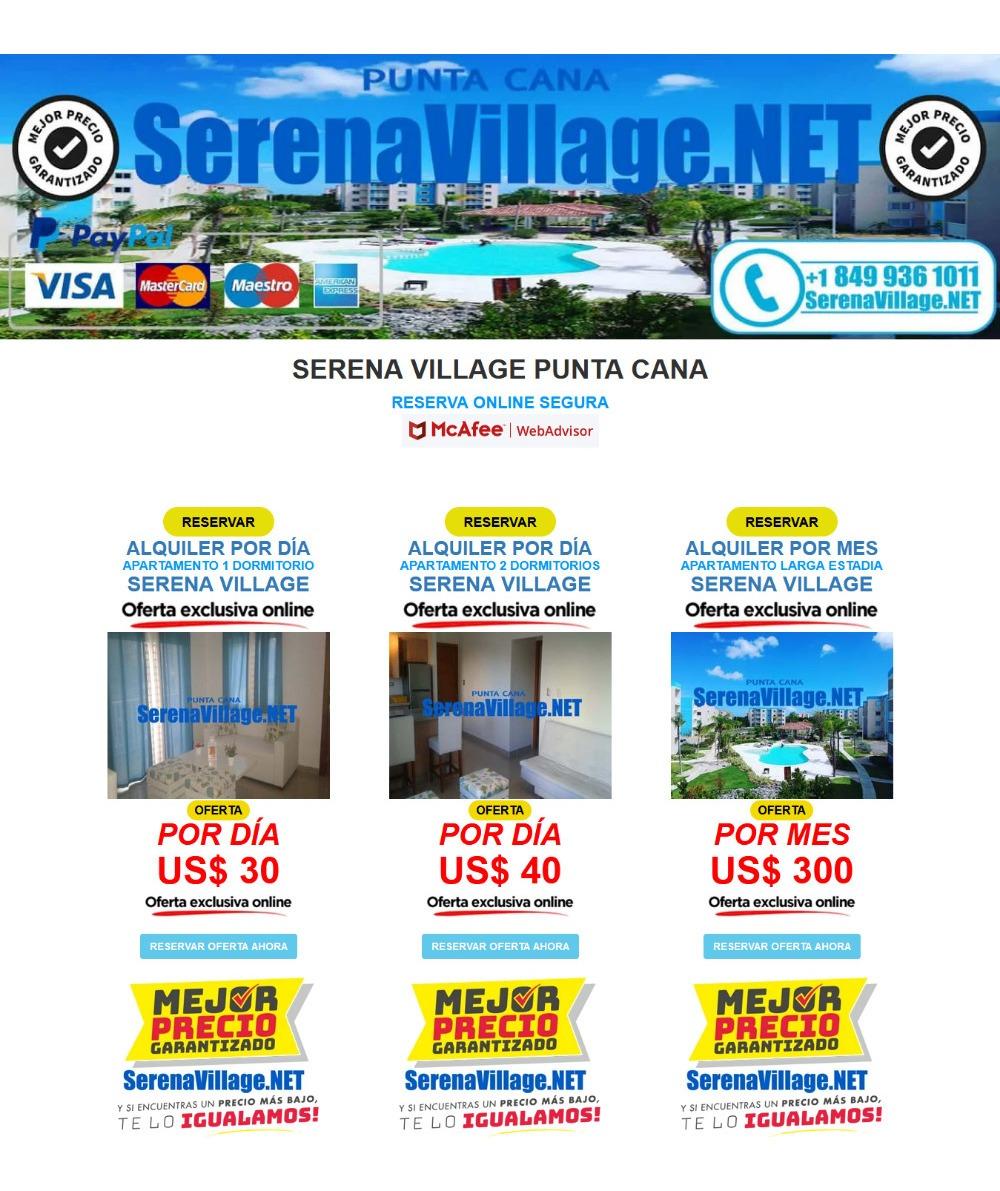 serena village punta cana