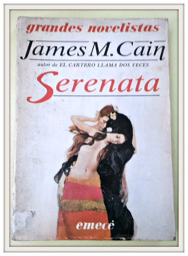 serenata james m. cain