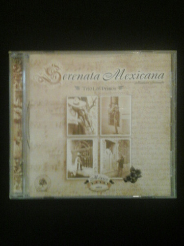 serenata mexicana cd