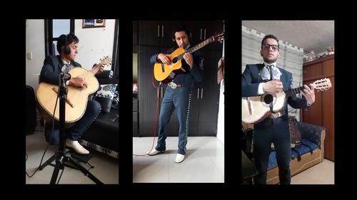serenata on-line/virtual mariachi tradición evolución.