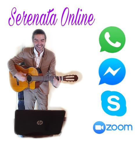serenata virtual