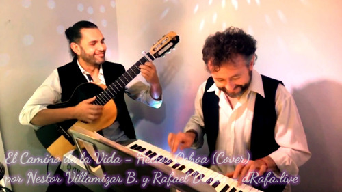 serenata virtual guitarrista cantante (internet/presencial)