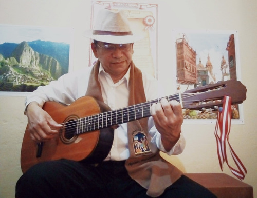 serenata virtual personalizada - antonio del perú
