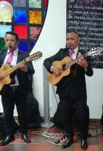serenatas trio en bogota, dueto de cuerda, dueto musical