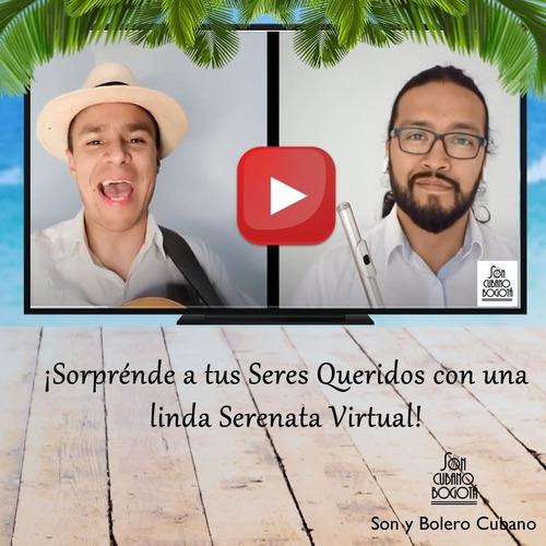 serenatas virtuales bogotá