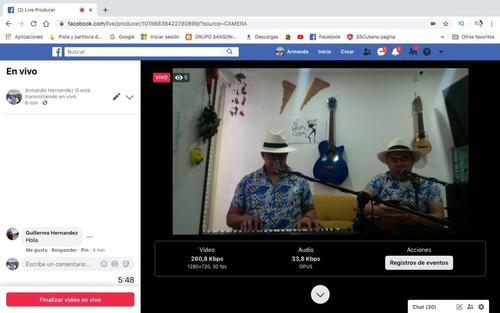 serenatas virtuales, canciones personalizadas, video