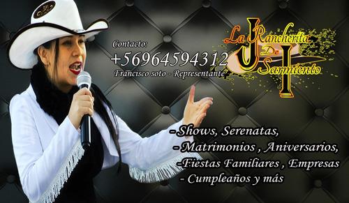 serenatas y cantante mariachi en curico