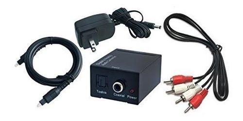 serene innovations dac-202b tv conector de audio digital