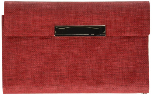 serenelife sturdy home audio / video product red (prtpick