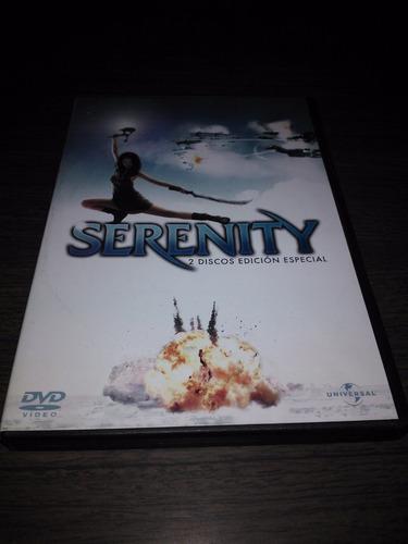 serenity / edición especial 2 discos