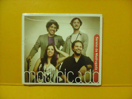 sereno da madrugada - modificado - cd