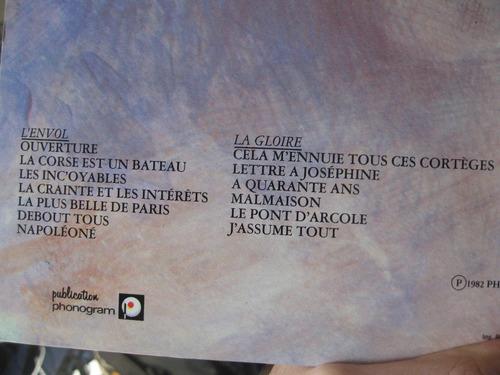 serge lama - de bonaparte a napoleon (philips 6622 039) fran