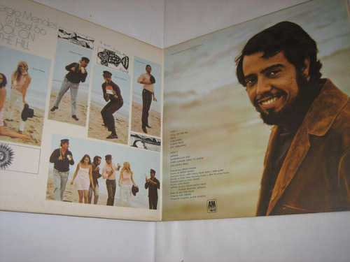 sergio mendes & brasil '66 - fool on the hill - 1969 - lp