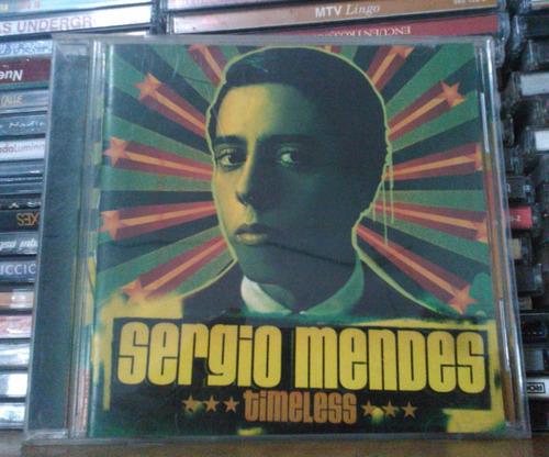 sergio mendes - timeless (black eyes peas erykah badu stivie